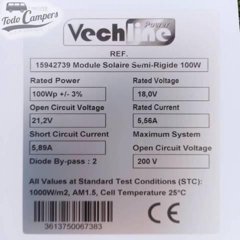 Especificaciones técnicas 15942742