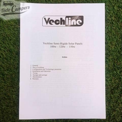 Instrucciones de montaje de placa semiflexible