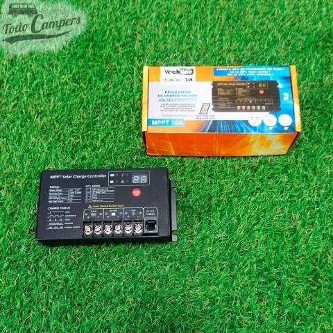 Regulador solar marca Vechline