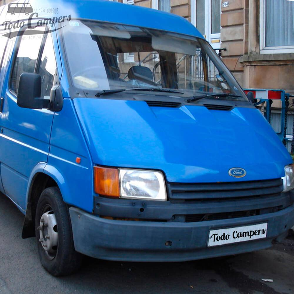Aislantes Térmicos Ford Transit 1986-1999 - Juego Cabina (3 piezas)