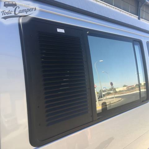 Rejilla de ventilación para T4 modelo largo lado conductor