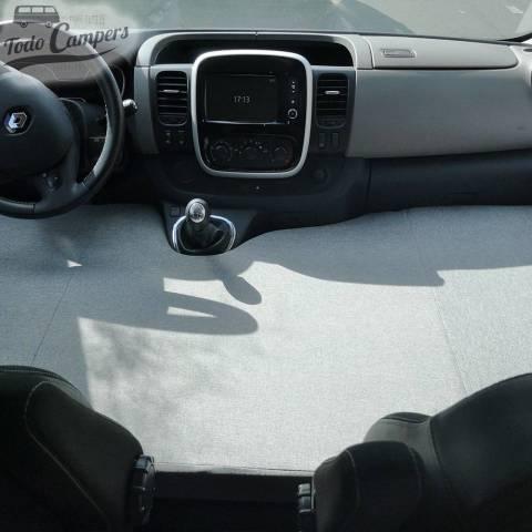 Cama Plegable Infantil para Renault Trafic desde 2015