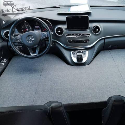 Cama plegable infantil para Mercedes Clase V desde 2014