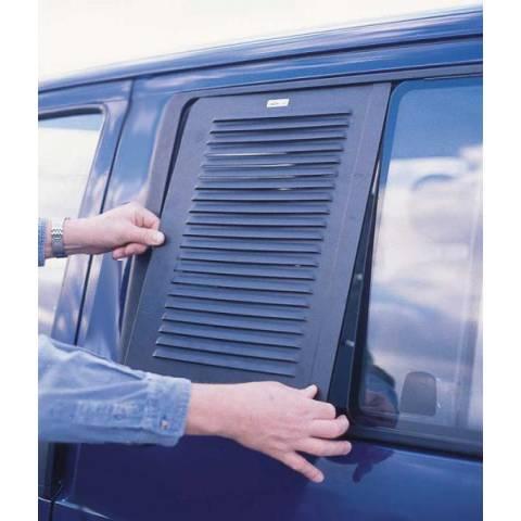 Colocación de Rejilla de ventilación en VW T4