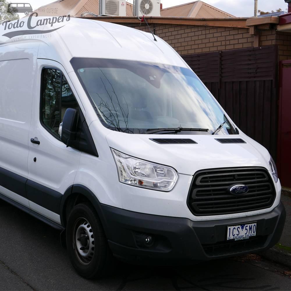 Aislantes Térmicos Ford Transit Van desde 2014 - Juego Cabina (3 piezas)