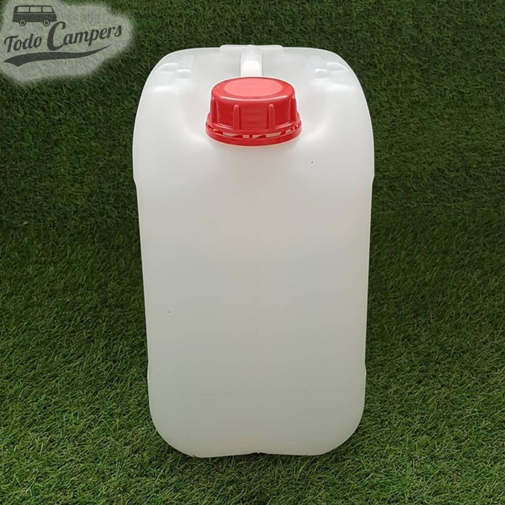 Garrafa de 10 litros camper (uso alimentario)