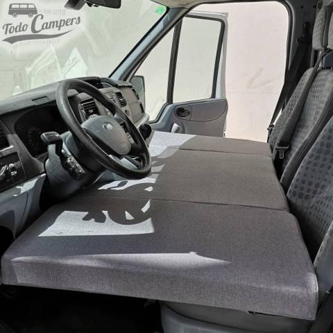 Cama plegable infantil para Ford Transit 2007-2013