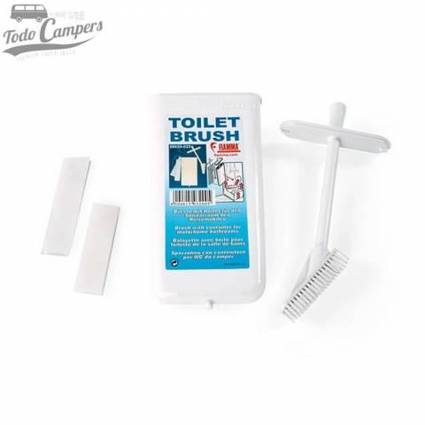 Escobilla WC para váteres químicos - Fiamma