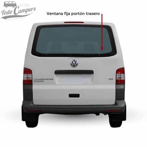 Luna o Ventana fija de portón trasero para Volkswagen T5