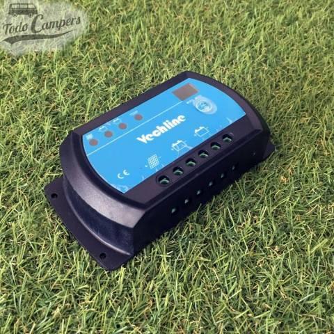 Regulador solar dual (para dos baterías) Vechline de 20A - PWM