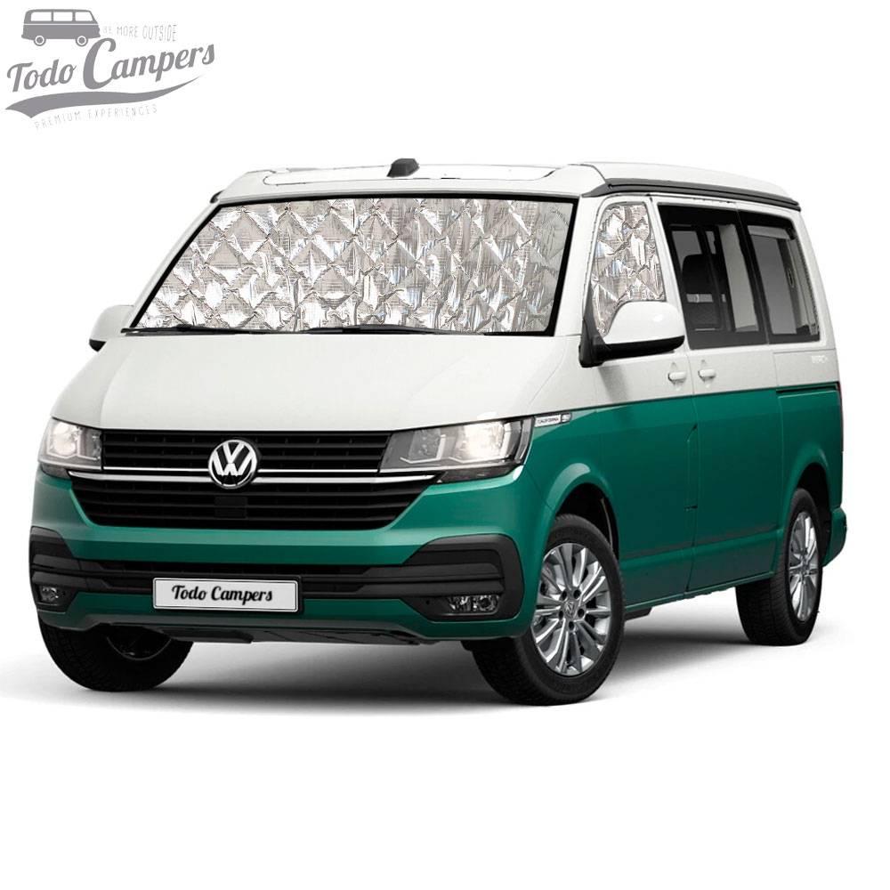 Aislantes térmicos para Volkswagen T5, T6 y T6.1 - Juego Cabina (3 piezas)
