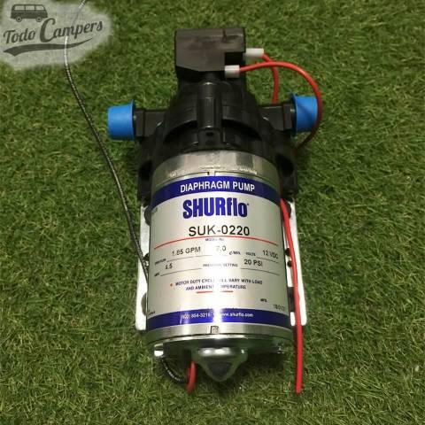 Bomba de Agua Shurflo - 7 Litros