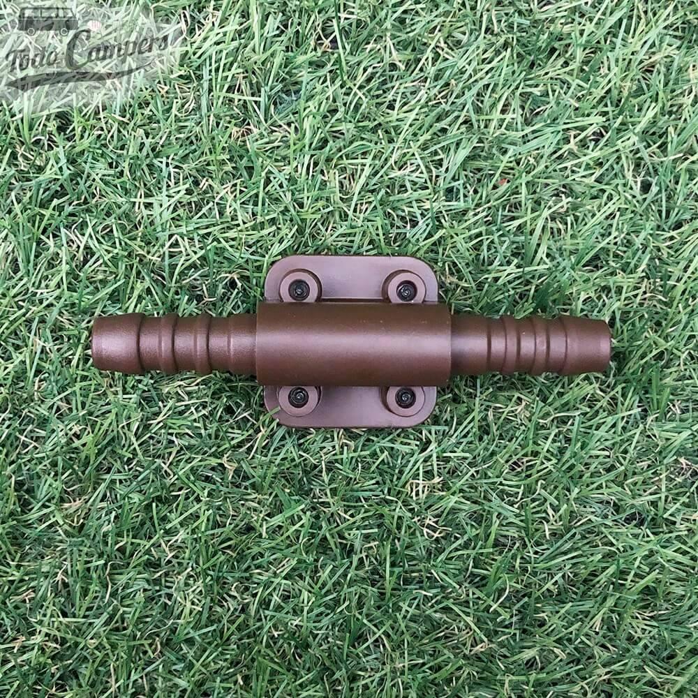 Válvula antirretorno para mangueras de 10-12mm