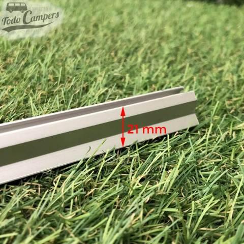Medidas de la altura del soporte (21 mm)