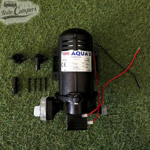 Bomba de presión 12v Fiamma Aqua 8 - 7 Litros