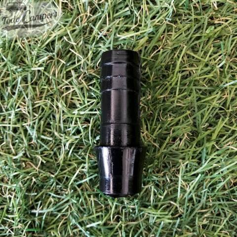 Racor recto para tubos de 13 milímetros