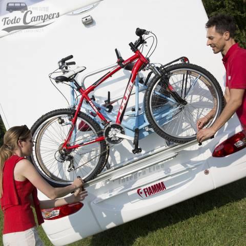 Instalación del Fiamma Carry Bike PRO M