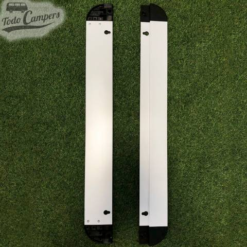 Laminas de aluminio para los bordes de la mesa plegable Duo Classic