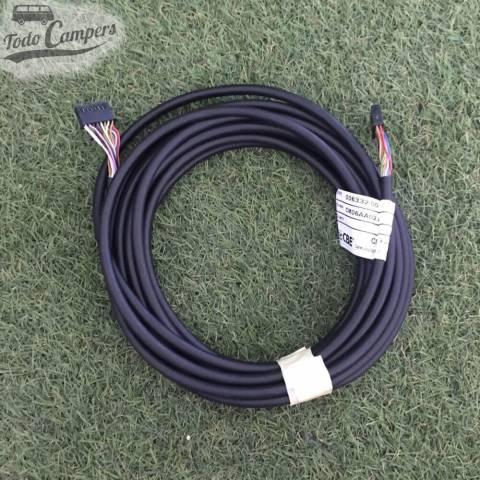 cableado de Centralita System CBE PC100
