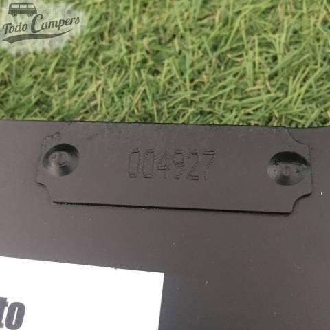 código de fabricante para homologación de base giratoria acompañante para Mercedes Vito 1996-2003