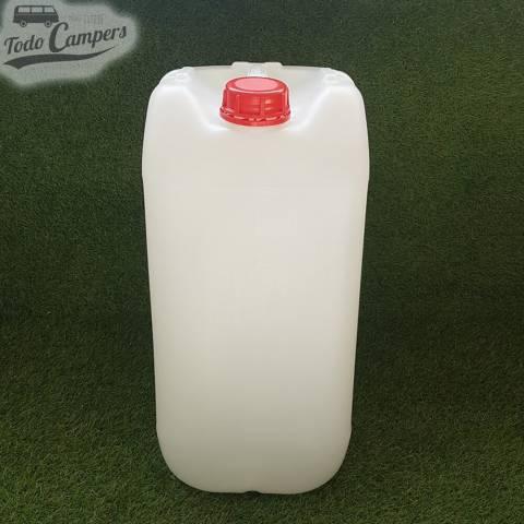 Garrafa 30 Litros (uso alimentario)