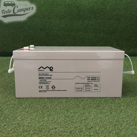 Batería sellada AGM 12v 220A ME