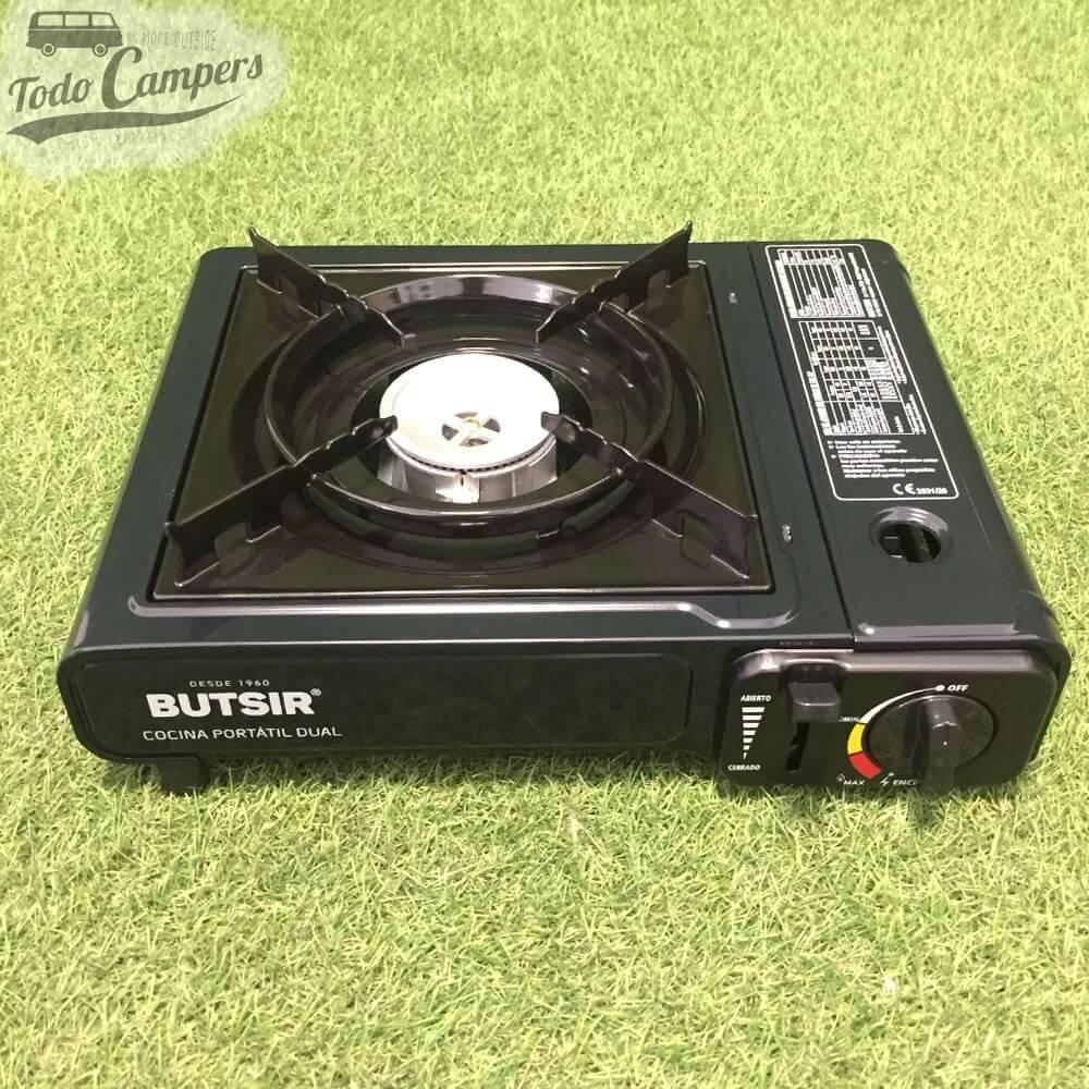 Cocina hornilla portátil de gas MS-1000 Butsir