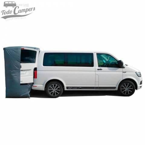 Cabina avancé Volkswagen T5, T6 y T6.1 - Doble puerta trasera - Vancabin