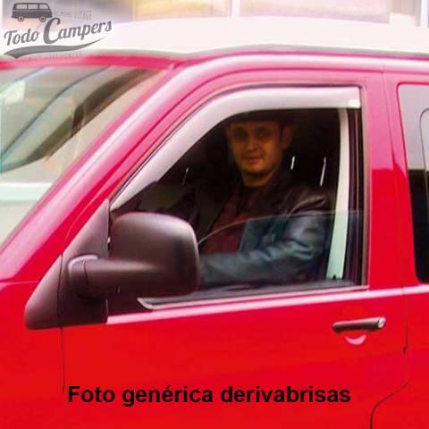 Derivabrisas / Deflectores...