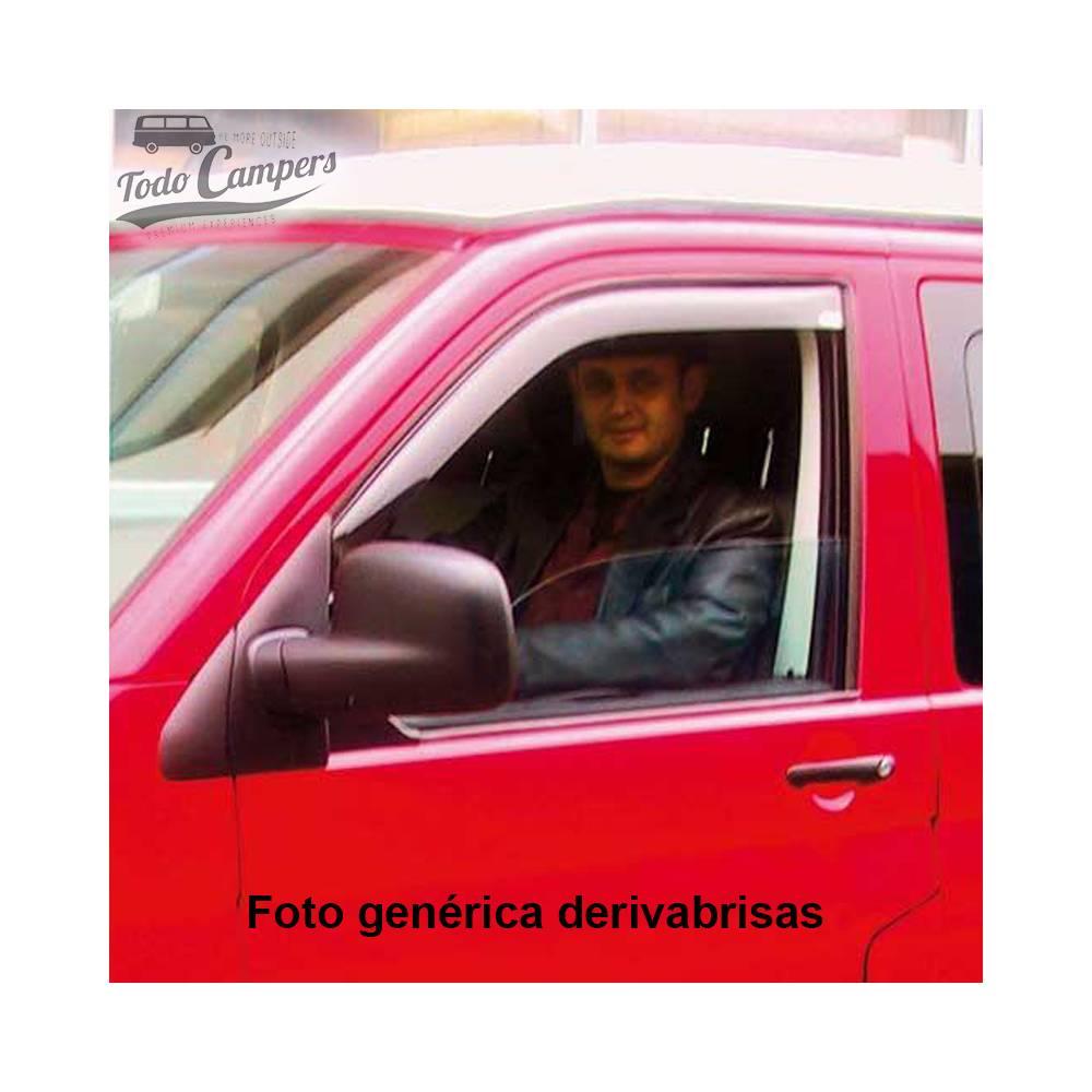 Derivabrisas / Deflectores Ford Transit Van desde 2014