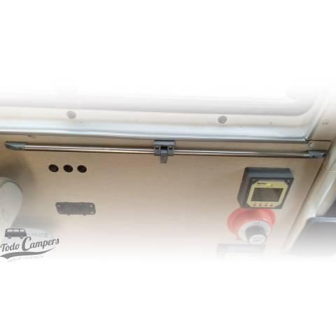 kit soporte mesa con barra de 95 cm