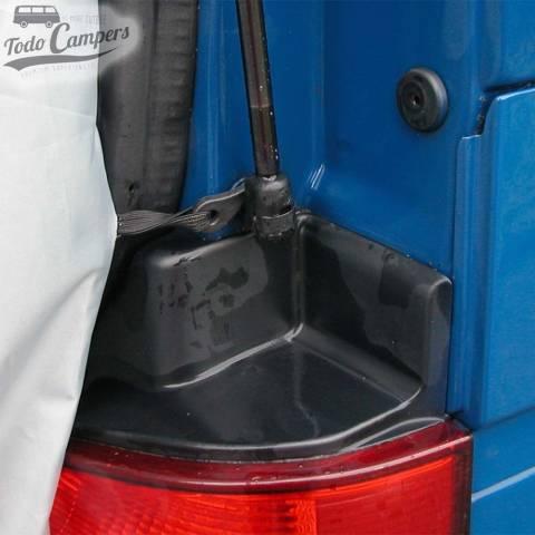 Cabina para todos los modelos de T5 y T6 de facil y rápido montaje. Avancé portón furgoneta