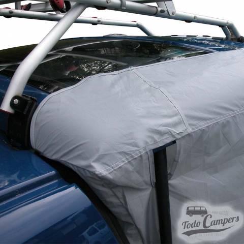 Cabina avancé Volkswagen T5, T6 y T6.1 - Portón trasero. Avancé portón furgoneta