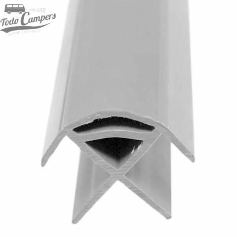 Perfil PVC Antigolpes -...
