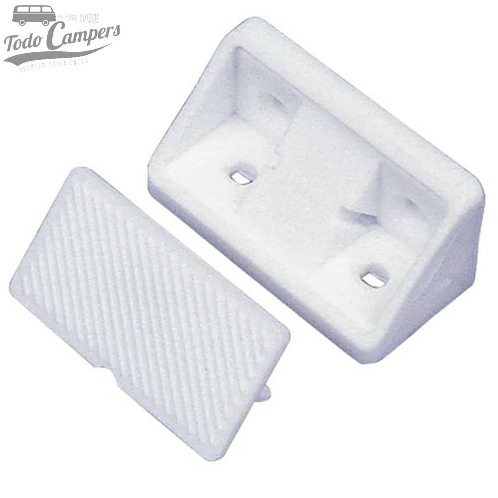 Soporte fija-muebles - Blanco