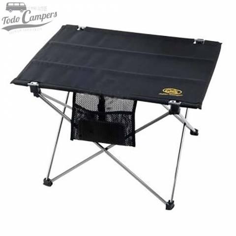 Mesa de Camping Plegable -...