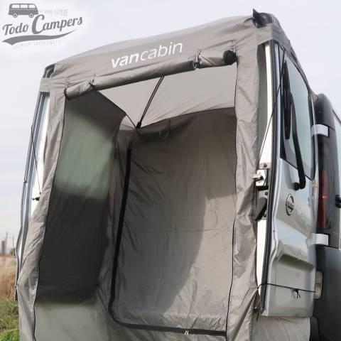 Cabina avancé para furgoneta Trafic, Vivaro, Primastar, Talento y NV300. Avancé furgoneta