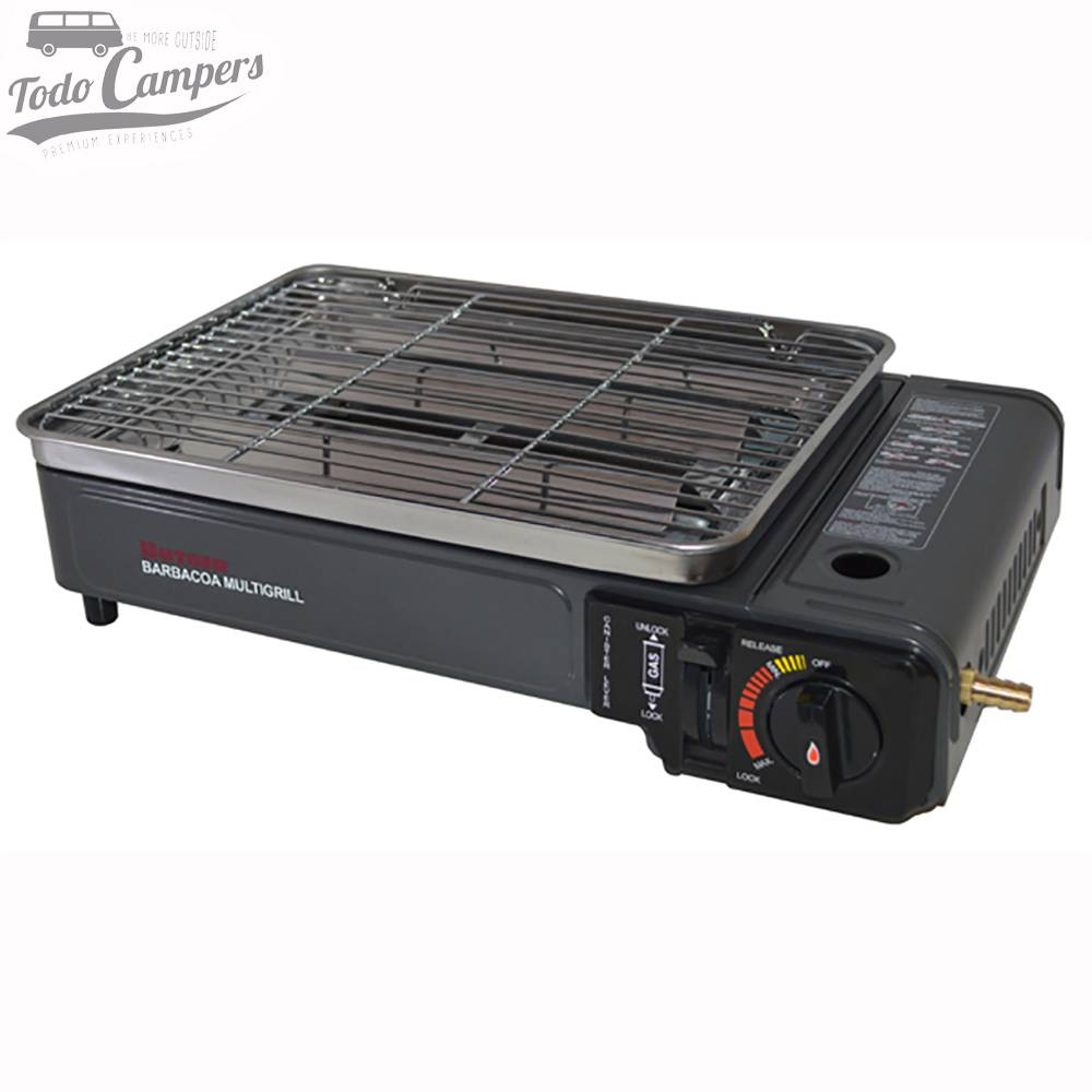 Barbacoa de Gas Multigrill Butsir
