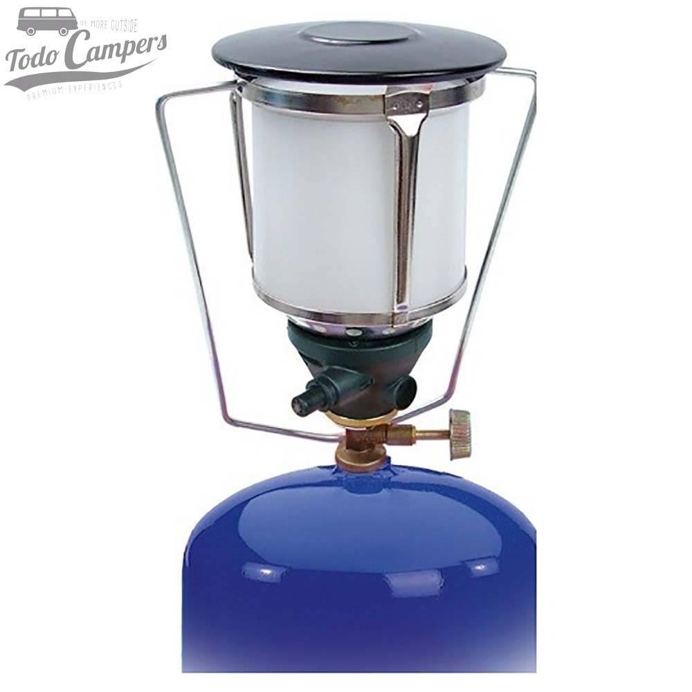 Lámpara gas 500 W Piezo azul Butsir