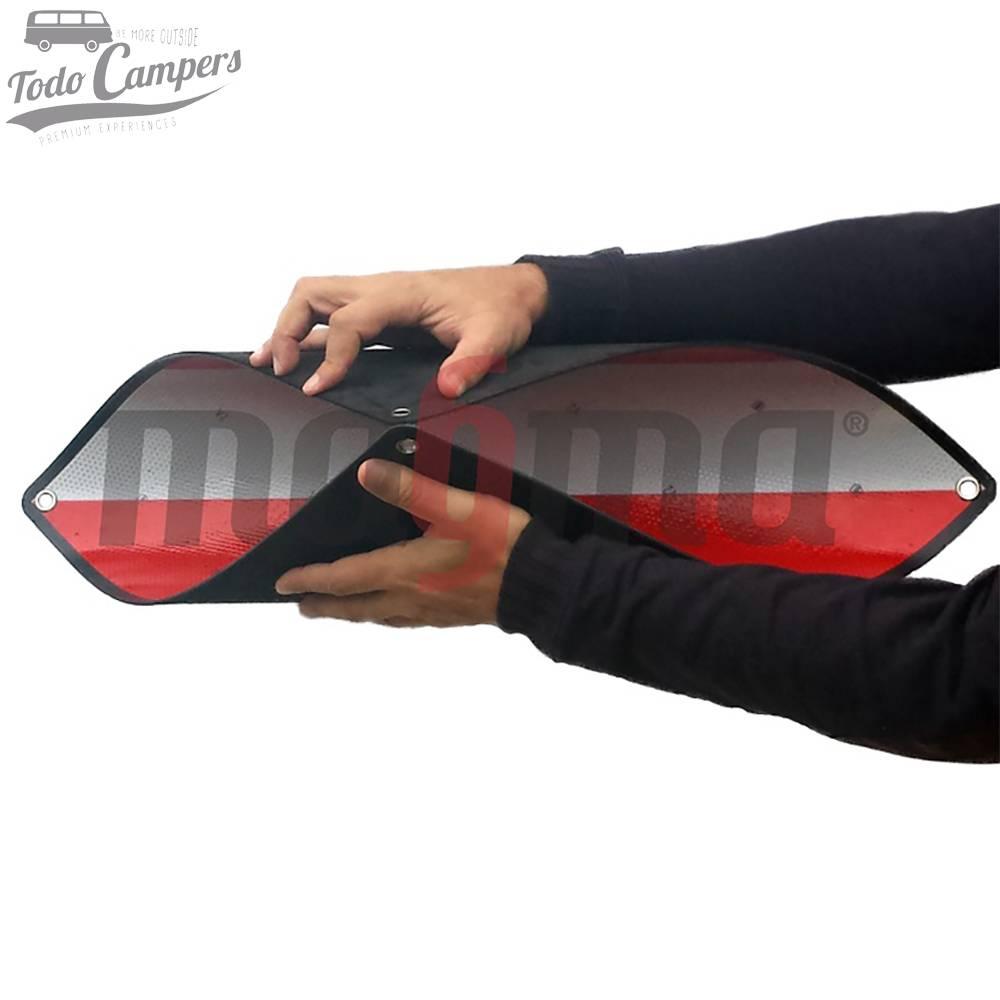 Panel reflectante flexible V20 homologado - Magma6