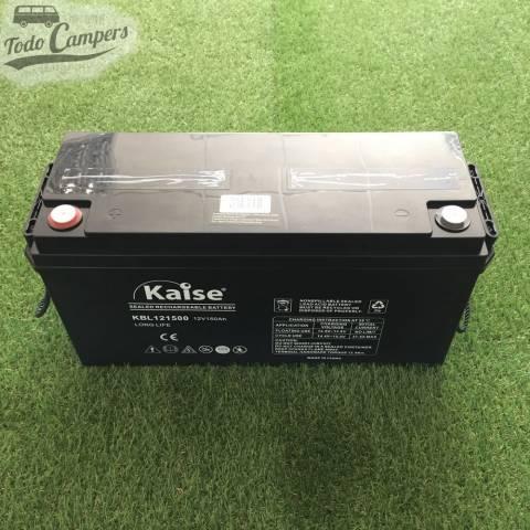 Batería sellada AGM 12v...
