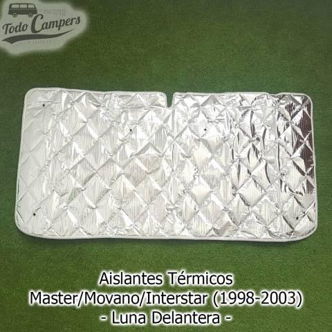 Parasoles térmicos Master-Movano-Interstar 1998-2003