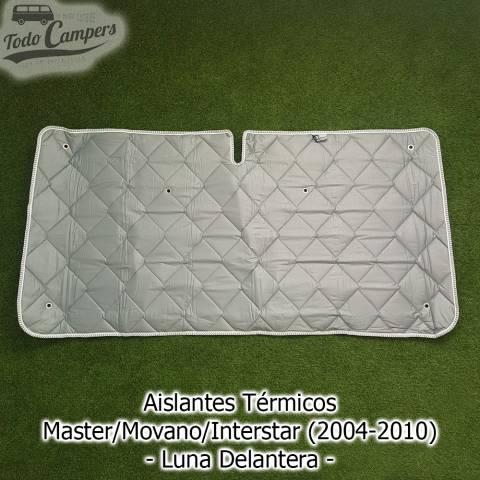 Aislantes térmicos Master-Movano-Interstar 2004-2010