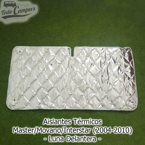 Parasoles térmicos Master-Movano-Interstar 2004-2010