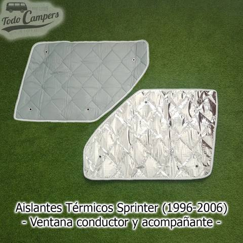 Oscurecedores térmicos Mercedes Sprinter 1995-2006