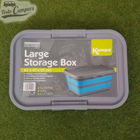 caja de almacenamiento plegable