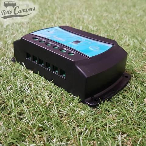 Regulador Solar Vechline para placa solar de furgoneta