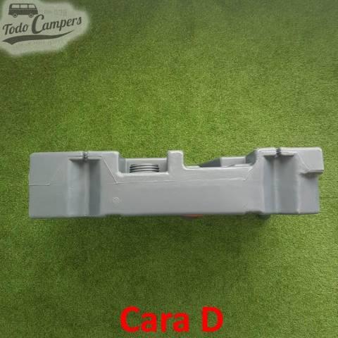 Cara D Depósito de agua especial Volkswagen T4 - 75L. Depósito de aguas limpias y grises para tu furgoneta
