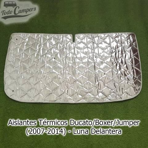 aislante termico furgoneta luna delantera ducato boxer jumper 2007-2014