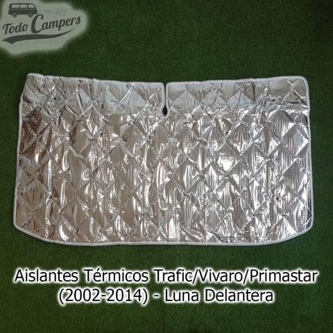 oscurecedor caravana luna delantera Trrafic Vivaro Primastar 2002-2014